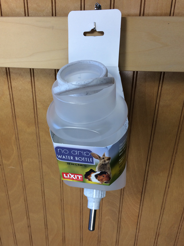 Lixit Top-Flip/No-Drip Bottle
