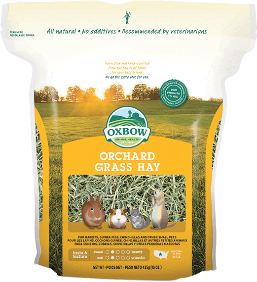 Oxbow Orchard Grass - 15oz