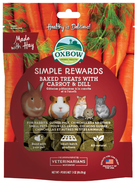 Simple Rewards - Carrot & Dill