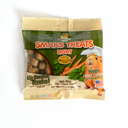 Smaks Treats Light Veggie Cookies (1.75 oz)