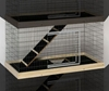 36 in. Add-On Bunny Abode Condo Level (w/hole)