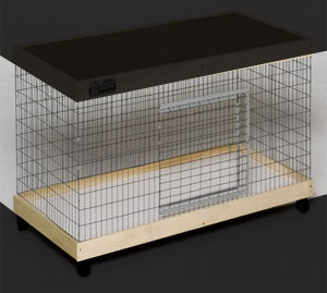 36 in. Add-On Bunny Abode Condo Level (foster)