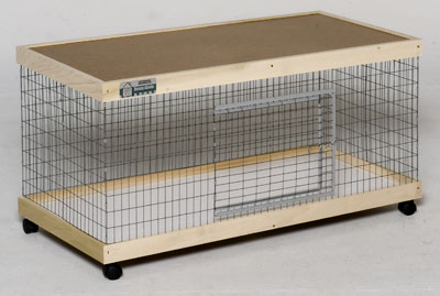 48 in. Single Level Bunny Abode Condo