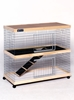 48 in.  Double Level Bunny Abode Condo - BA200