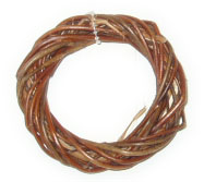 Natural Willow Chew Ring - Mini/Small