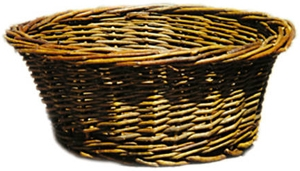 Natural Willow Bowl