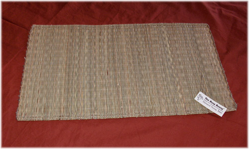 Natural Seagrass Mat - XL