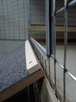 ... Second Floor Front Door R& - CP450 ... & Petwerks - Second Floor Front Door Ramp #CP450