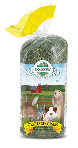 Oxbow Orchard Grass - 40oz