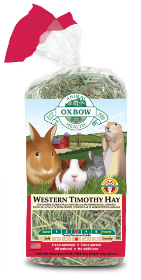 Oxbow Timothy Hay - 15oz