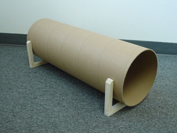 Bunny Playland - 30 inch by 10 inch TUBE
